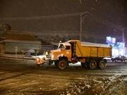 تجهیز مخازن شن و نمک در ۳۵ نقطه حادثه خیز شهرکرد