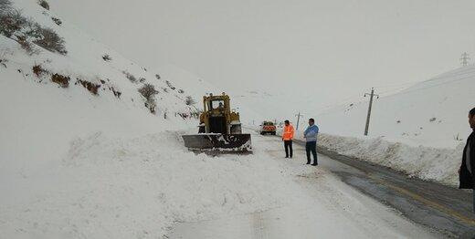 راهها و جادههایی که امروز بسته هستند