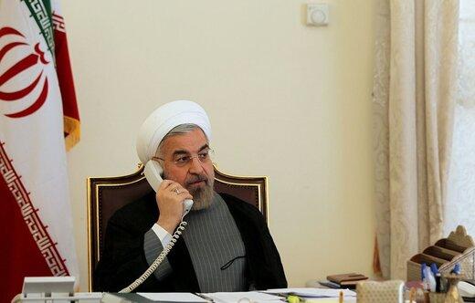 روحاني لرئيس وزراء بريطانيا: لو لم تكن جهود القائد سليماني لما حظيتم بالامن والاستقرار