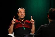 ببینید | تحلیل کارگردان قلادههای طلا از موشک باران عین الاسد و  پخش زنده سخنان رهبر انقلاب