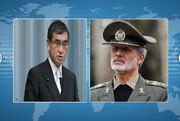 جزئیات گفتگوی تلفنی وزرای دفاع ایران و ژاپن درباره ترور سردار سلیمانی
