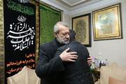 فیلم | خاطراتی که خانواده شهید حاج قاسم سلیمانی از آخرین پیامهای پدرشان برای علی لاریجانی تعریف کردند