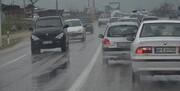 بازگشت تردد محور کندوان به وضع عادی/ توصیه پلیس راه: شبانه سفر نکنید