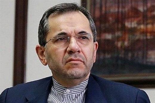 ببینید | واکنش صریح نماینده ایران به درخواست آمریکا برای گفت و گوی بدون قید و شرط با ایران