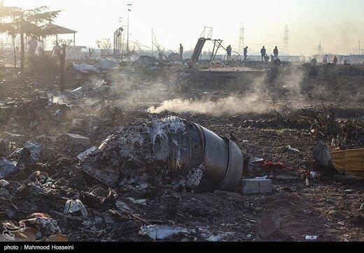 اطلاعیه متخصصان اتحادیه صنایع هوایی و فضایی ایران: بوئینگ قاتل مسافران هواپیمای اوکراینی است نه ایران
