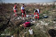 مراجعه۱۳۰نفر از بستگان متوفیان حادثه سقوط هواپیما به پزشکی قانونی