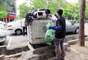 مزاحمت سطلهای زباله برای شهروندان کرجی