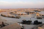 ببینید | نخستین تصاویر CNN از ویرانیهای پایگاه عین الاسد پس از بمباران موشکی سپاه پاسداران