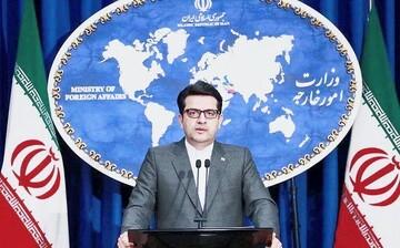 موسوی: به مکرون یادآور می شوم که آنچه در جنوب ایران است تنها یک نام دارد/عکس