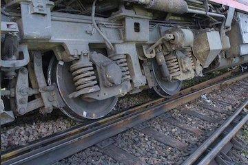 آخرین گزارشها از خروج قطار تهران- زاهدان  از ریل