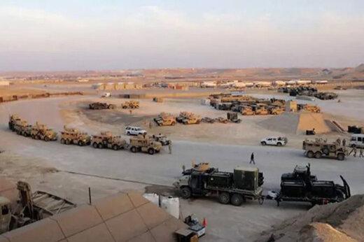 تصاویر جدید از داخل پایگاه عین الاسد پس از حمله موشکی سپاه