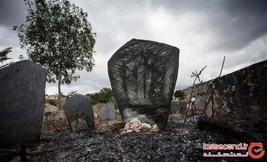 قبرستان تاریخی سفیدچاه، گورستان مرموز ایران!