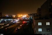 برقراری هوای ناسالم برای گروههای حساس در برخی مناطق پایتخت