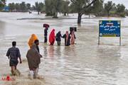 سرریز شدن سدهای سیستان و بلوچستان