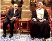 Zarif: Iran willing to develop ties with Oman