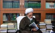 میرحسین موسوی با کدام مرجع تقلید تلفنی گفتگو کرد؟