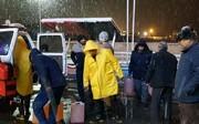 سوخت رایگان برای خودروهای در برف مانده مسیر مشهد-تربت حیدریه