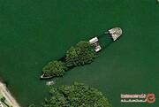 عجایب پنهانی در سطح زمین که به دست نقشه ماهوارهای گوگل لو رفت! +تصاویر