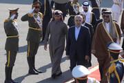ببینید | کدام وزیر از امیر قطر در تهران استقبال کرد؟