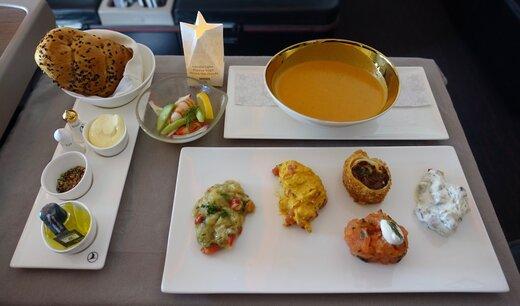 تصمیم عجیب ایر آسیا برای افتتاح رستوران غذای هواپیما
