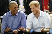 بررسی یک شایعه: اوباما به نوه ملکه انگلیس مشاوره میدهد؟