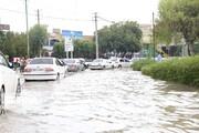 بارشها در کشور و آبگرفتگی معابر ادامه دارد