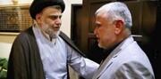 دیدار العامری و صدر درباره حضور آمریکا در عراق
