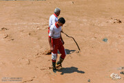 هلال احمر به بیش از ۳ هزار و ۴۰۰ نفر از سیلزدگان سیستان امدادرسانی کرد