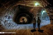 تصاویر | پروژه فراموش شده متروی کرج در اعماق زمین