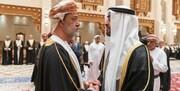 تصاویر| تلاقی نگاه سلطان و شیخ، سوژه داغ فضای مجازی شد