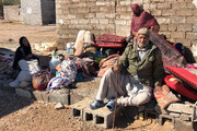 قرارگاه قدس سپاه ۲۰ هزار بسته معیشتی در مناطق سیلزده سیستان و بلوچستان توزیع کرد/ سردار سلیمانی: ۳۵۰۰ نیروی جهادی در مناطق سیلزده فعال هستند