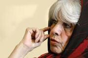 درگذشت ملیحه محمدی در سکوت خبری