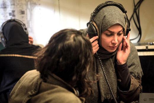 همسر محسن چاوشی: در «سه سپیده» نقش یک ضدانقلاب را بازی میکنم