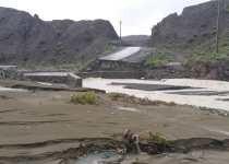 سیل در هرمزگان ۲۲ روستای بشاگرد را دچار قطعی جاده، برق و تلفن کرد
