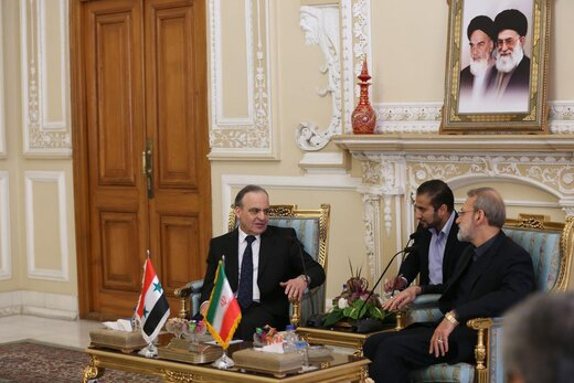 Larijani: US criminal assassination empowers 'Resistance'