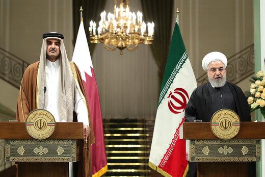 رسانه های خبری جهان درباره سفر امیر قطر به تهران چه نوشتند؟