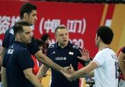 تیم ملی والیبال وارد تهران شد/ کولاکوویچ فردا ایران را ترک میکند