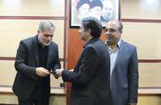 تقدیر جانشین رئیس شورای پدافند غیرعامل استان سمنان از مدیر عامل شرکت برق منطقه ای سمنان