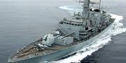 توضیح وزیر دفاع انگلیس درباره استقرار کشتیهای جنگی در خلیج فارس
