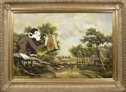 آثار هنرمند مرموز انگلیسی سر از نیویورک درآورد