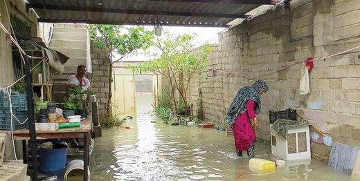 وزارت بهداشت برای مناطق سیلزده چه کرد؟