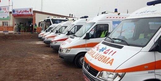 جزئیات آخرین اقدامات سازمان اورژانس در مناطق سیل زده سیستان وبلوچستان