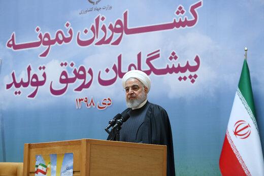 روحانی:حدس زده بودم سقوط هواپیما عادی نباشد/فقط یک نفر مقصر نیست