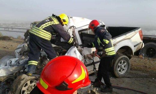 تصادفات جادهای سومین عامل مرگ و میر در ایران است