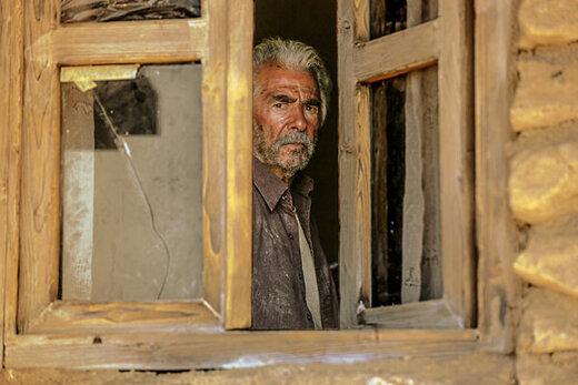 عکس | چهره مصمم ستاره قدیمی سینما در فیلم جدید ابراهیم حاتمیکیا