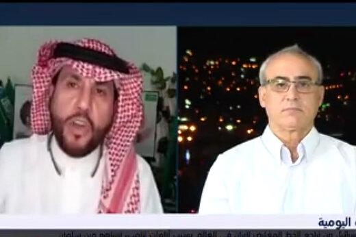 فیلم | صحبت های تحلیلگر سعودی از لزوم هماهنگی عربستان و اسرائیل برای ترور سردار سلیمانی