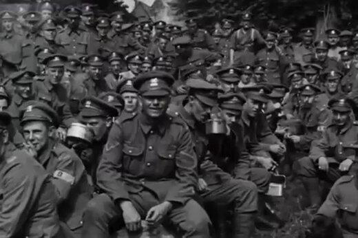 فیلم | فیلمهای سیاه و سفید صد سال پیش را رنگی ببینید