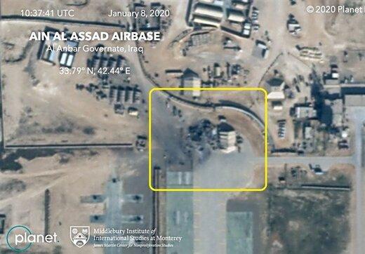 جزئیات تازه از حمله موشکی سپاه به پایگاه نظامی آمریکا/ رونمایی از نسل جدید کلاهک موشکهای فاتح و قیام +تصاویر
