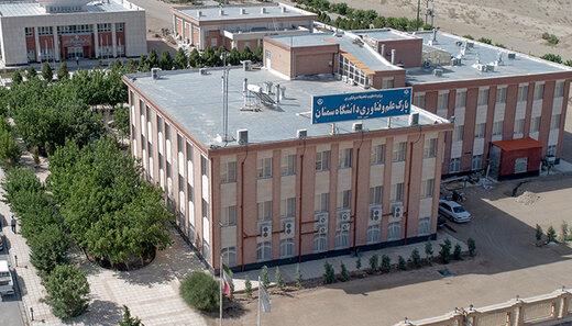 حضور پارک علم و فناوری دانشگاه سمنان در نمایشگاه بین المللی MIDEX ۲۰۲۰