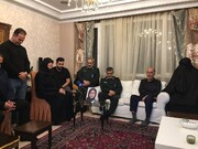 ببینید | سردار حاجی زاده: انتقام شهدای سقوط هواپیمای اوکراینی را از آمریکاییها میگیریم